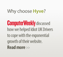 Latest News - Hyve join G-Cloud iii framework to supply IaaS to UK public sector
